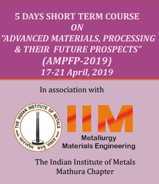 Five Days Short Term Course || AMPFP